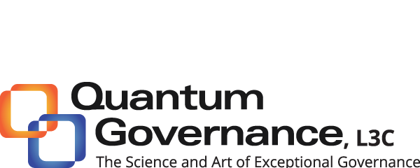 Quantum Governance L3C  The Science and Art of Exceptional Governance