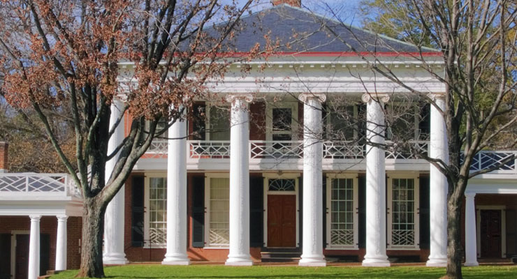 Image of the Darden School of Business at the University of Virginia, Home of CUES CEO Institute 3.