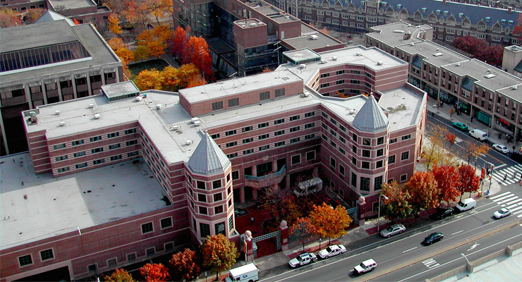 The Wharton School, University of Pennsylvania. Home of CUES CEO Institute I.