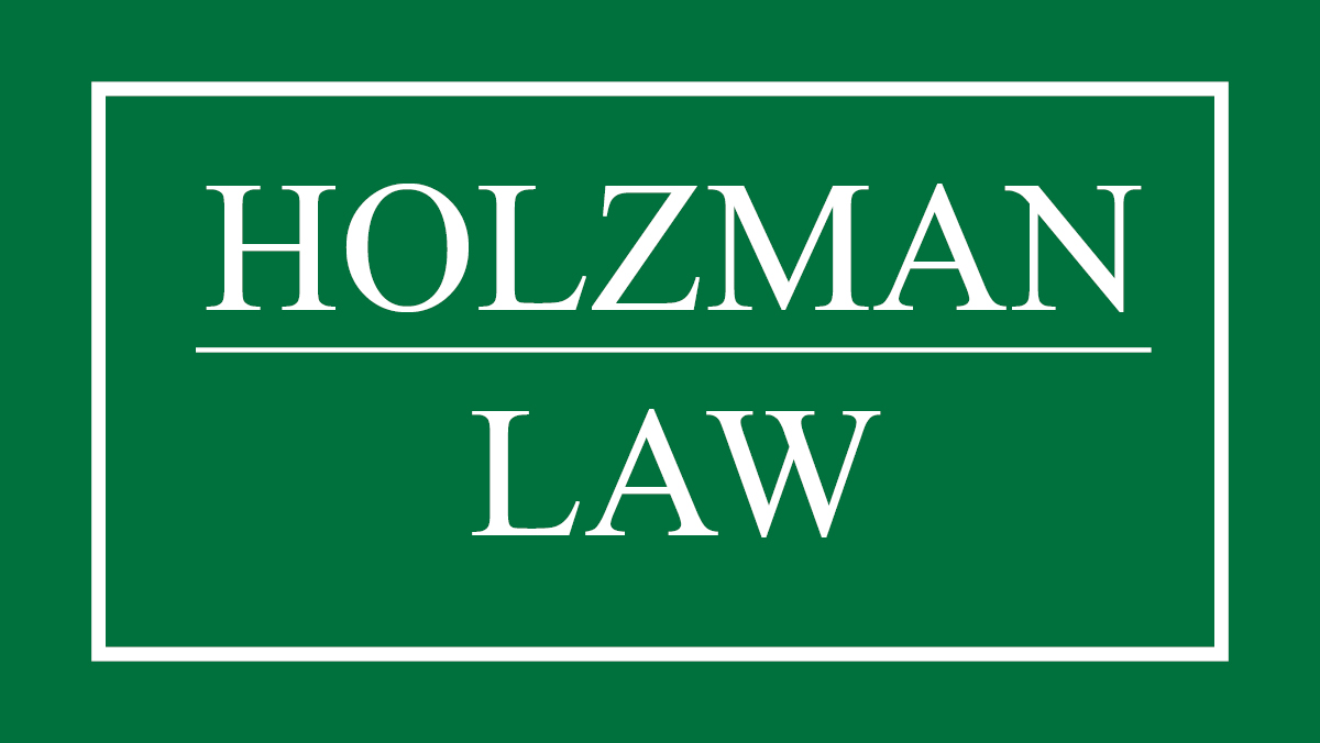 holzman law logo
