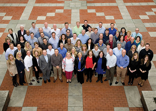 CEO Institute I Class Photo