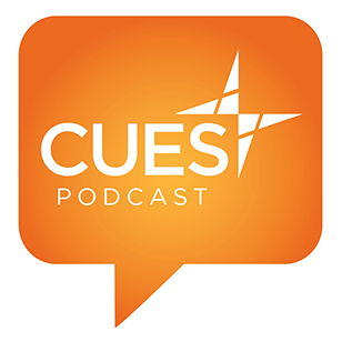 CUES Podcast Logo