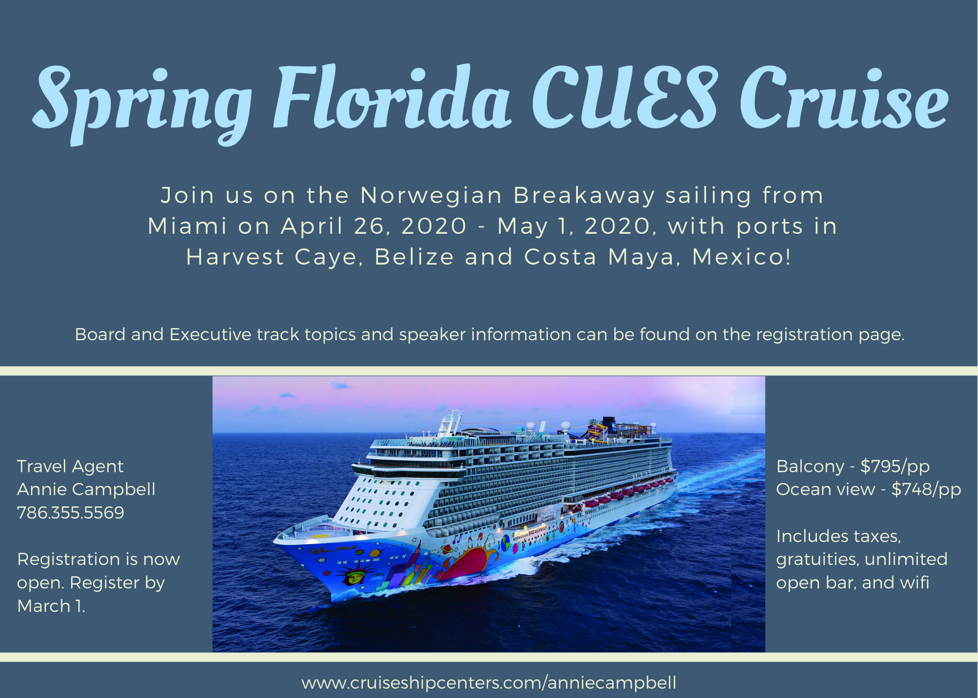 florida council cruise 2020